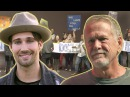 Retired Teacher Gets Surprised By Former Student James Maslow