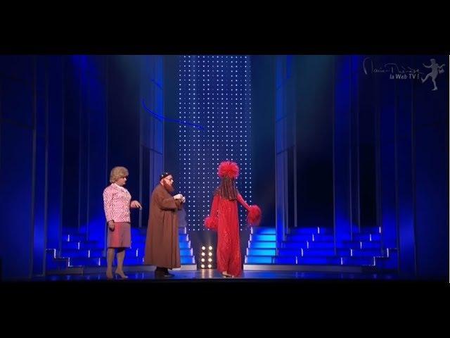La burqa vue par des humoristes genevois