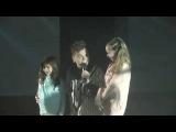Концерт Elvin Grey (Радик Юльякшин) в Набережных Челнах02.12.17Радик поет с девочками