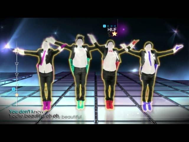 Cùng nhảy Just Dance 4: What Makes You Beautiful