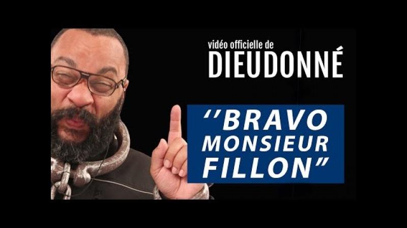 Dieudonné : Bravo monsieur Fillon ! s05e18 Macron candidat des banques, Politique