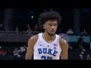 Notre Dame vs Duke Basketball 2018 ACC Championship Quarterfinal