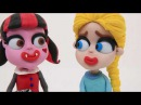Monster High Elsa 💝 Drakulaura thanked Elsa 💝Дракулаура и Эльза 💝