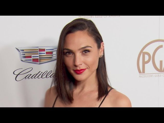 Gal Gadot, Margot Robbie, Reese Witherspoon at the Producers Guild Awards 2018