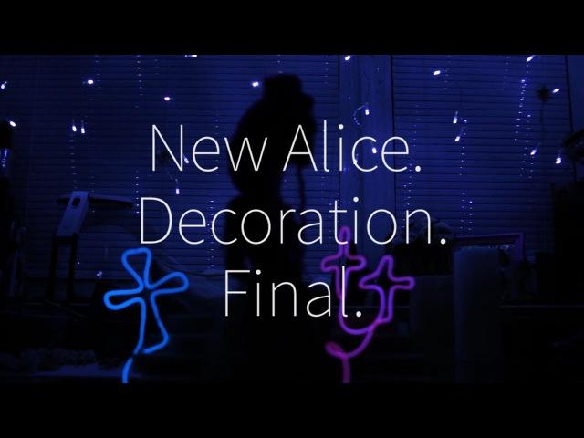 6 NEW ALICE DOLL Decoration Final Цветы украшение подола превью фотосессии