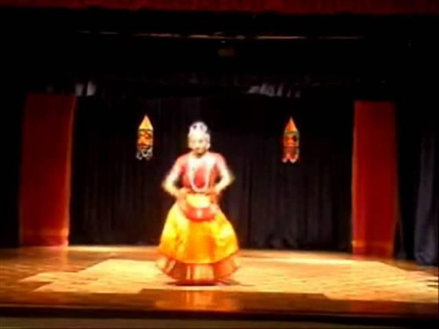 Bharatanatyam Performance Kalakshetra Sri Ranjani 'Saami Nee' Varnam 1 2