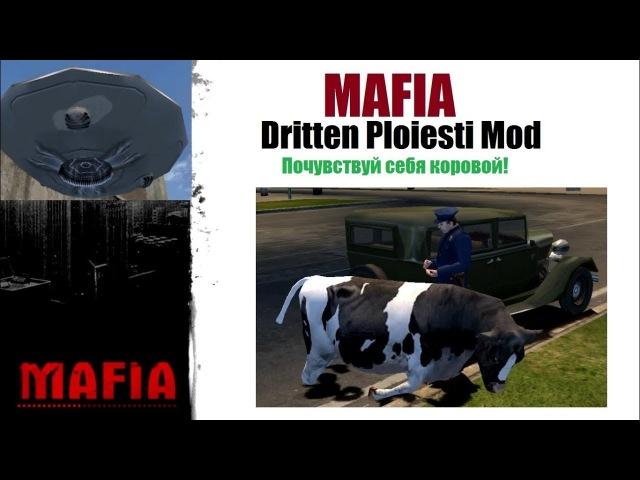 MAFIA Dritten Ploiesti - ШОК! Корова угоняет машину и попадает на штраф!