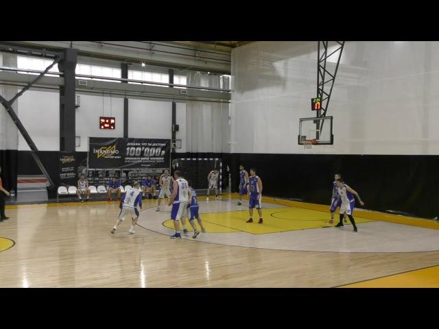 МЛБЛ-Москва. 17 тур. Profit Basket - Profit Basket (2)