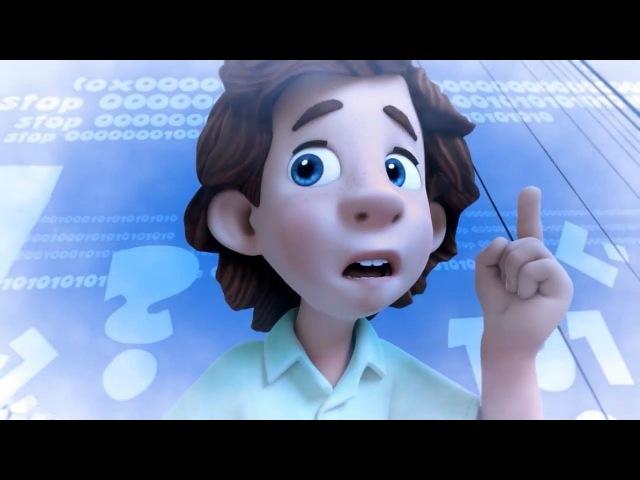 Фиксики Вирус Безопасность детей в интернете