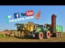Ropa Tiger 4 und Fendt Vario 936 mit HAWE RUW 4000 / Die Agrarfilmer [HD]