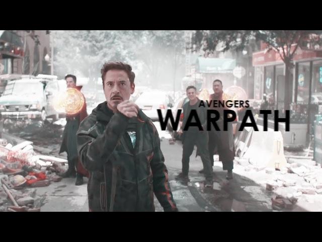 Avengers | Warpath.
