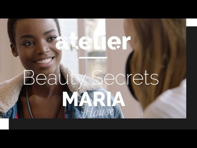Beauty Secrets mit MARIA BORGES. Das Victoria Secret Model über Beauty Trends. Folge 3