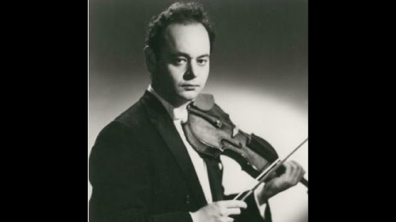 Michael Rabin - Beethoven Concerto - German Radio Broadcast 1960