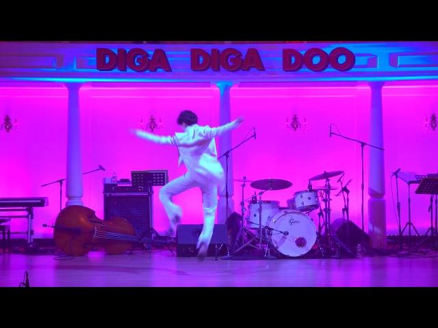 Ksenias Crazy Number! at Diga Diga Doo 2017