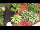 Как оформить клумбу декоративной корой Используем Агротекс-Гео