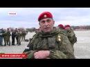 Глава Чечни принял участие в митинге посвященном возвращению батальона военной полиции из Сирии