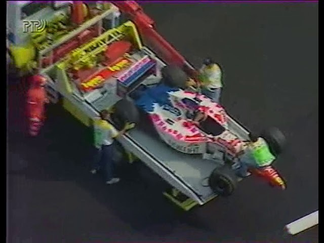 Формула-1, Гран-При Италии 1995, Монца