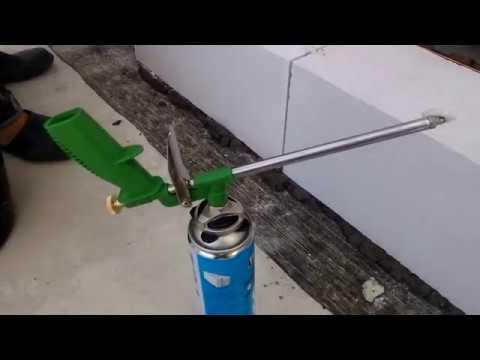 Видео от клиентов. Кладка первого ряда. Bonolit