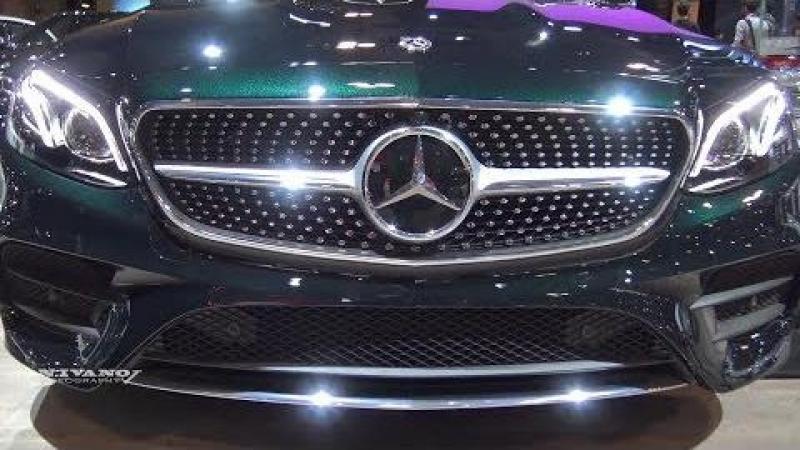2018 Mercedes E-400 Coupe - Exterior And Interior Walkaround