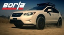 Subaru XV Crosstrek Borla Exhaust
