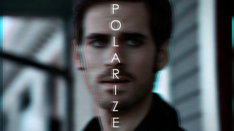 Ouat | killian jones | polarize