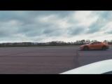 Honda (Acura) NSX против Nissan GT-R DRAG