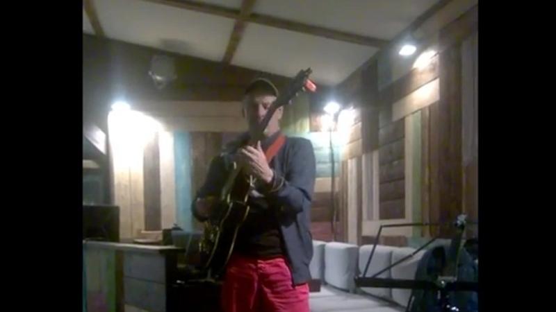 Ivanandajazz project. Ivan Borisov - guitar.
