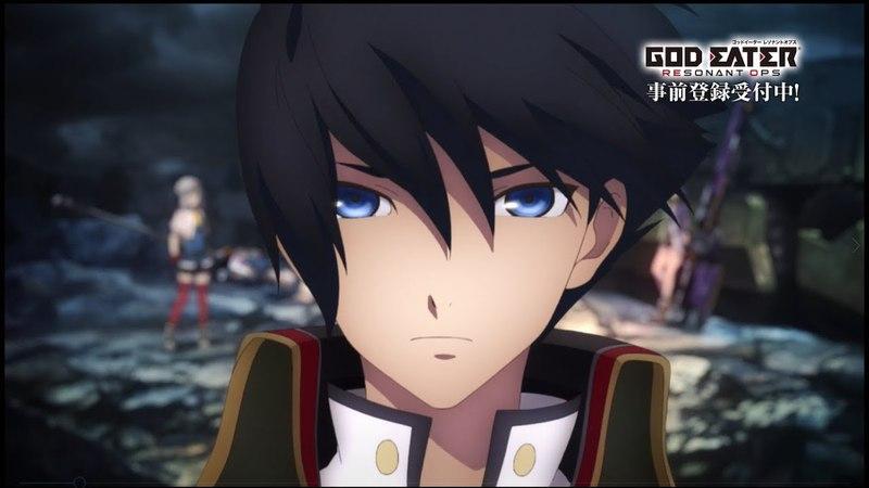 【公式】GOD EATER RESONANT OPS オープニングムービー映像