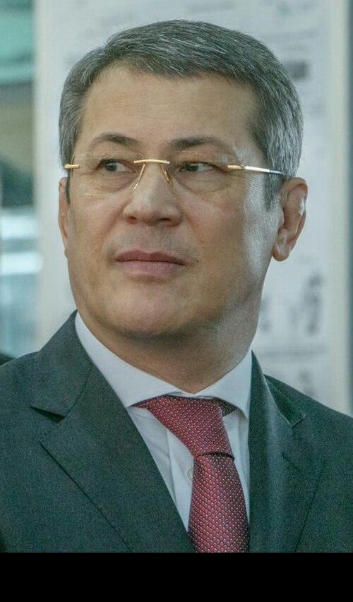 Радий Хабиров, Красногорск - фото №3