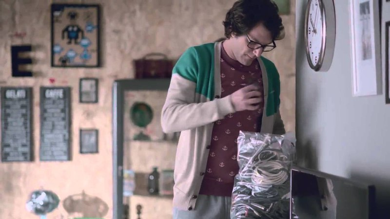 IKEA The Cable Collector ad