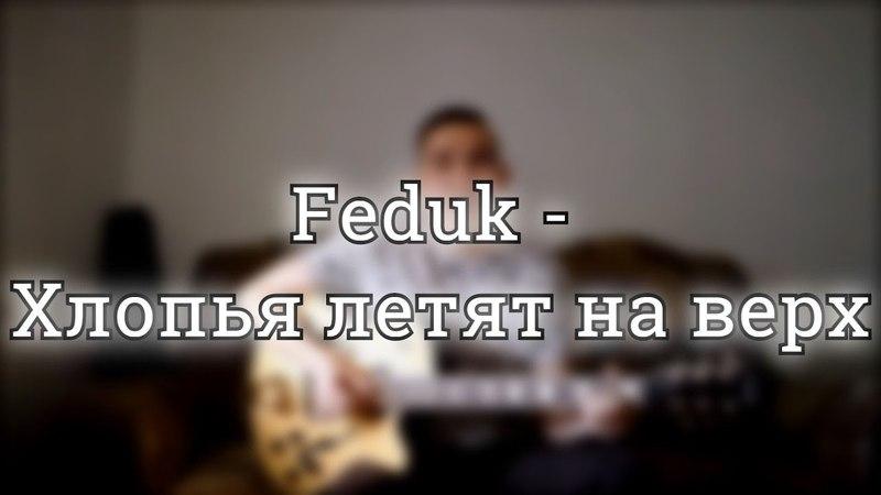 Feduk - Хлопья летят на верх (Cover by VadFil)