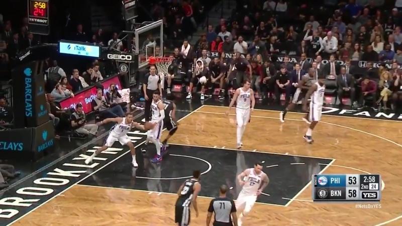 Spencer Dinwiddie Full Highlights Nets vs Sixers 2018 01 31 27 Points 2017 18 NBA Season