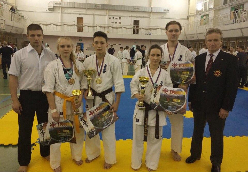 Первенство УрФО и Чемпионат УрФО по Киокусинкай