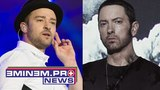 ePro News 60 Justin Timberlake had performed a mix of My Love &amp Eminems Forgot About Dre