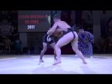Абсолютный Кубок Москвы по сумо 2017