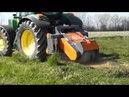 фреза мульчер для удаления пней FCT 700 OSMA для трактора