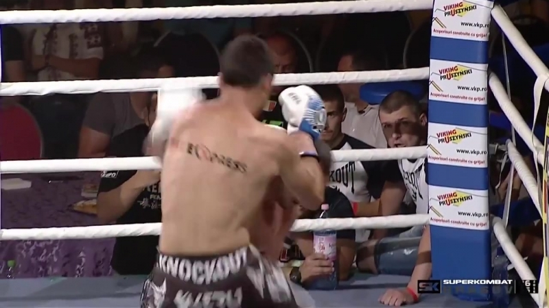 Madalin Craciunica vs Daniel Corbeanu - SUPERKOMBAT New Heroes Series