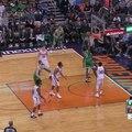 Boston Celtics в Instagram: «@fchwpo getting it done on the baseline 💪»