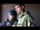 Гиви и Моторола в аэропорту Донецка