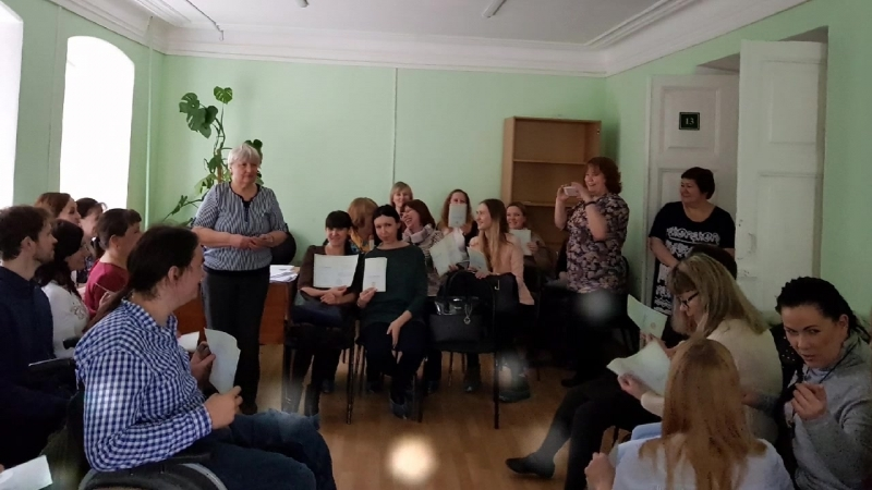 Казань Вручение сертификатов