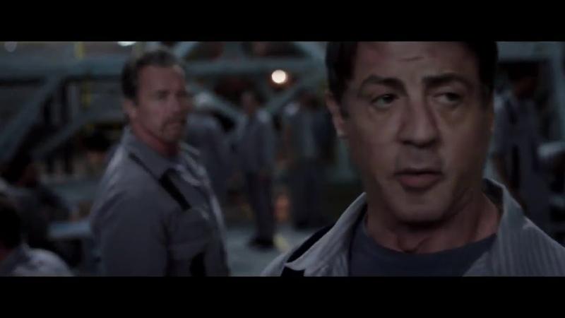 План побега 2 Аид трейлер (2018) - Арнольд Шварценеггер Slyvester Stallone Фильм