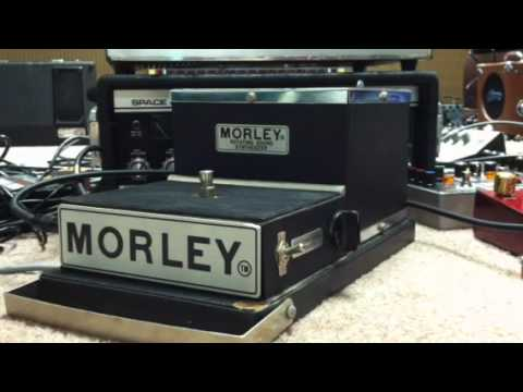 Morley Rotating Sound Synthesizer