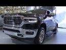 2019 RAM 1500 Long Horn - Exterior And Interior Walkaround