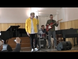 Артём ТИмшин - Jamie Cullum Dont Stop The Music