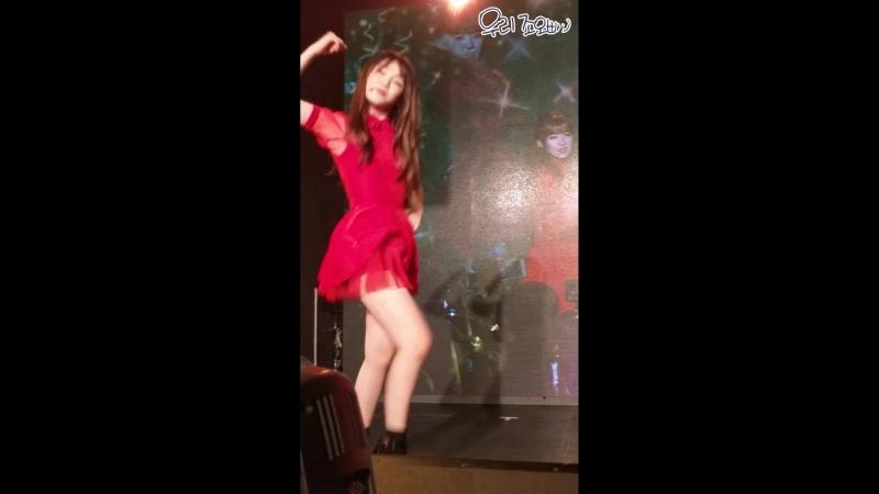 · Fancam · 180526 · OH MY GIRL LIAR LIAR Seunghee focus · 1st Fan Concert In Hong Kong ·