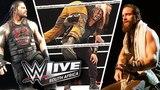 WWE Live Event CapeTown Roman reigns Vs Elias Vs Braun Strowman Triple Threat Match Highlights HD