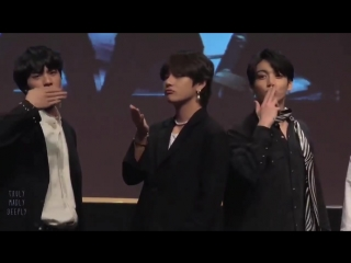 [HD Fancam] Complete VERSION When BTS Imitate Jins Trademark __ R.I.P ARMYs __