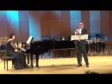 Телеман, Георг Филипп 'Концерт для трубы 1 часть' Алимов Евгений труба.mp4
