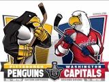 NHL 17-18 SC R2 G4. 03.05.18. WSH - PIT. Евроспорт.