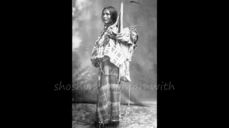 Native American Shoshone